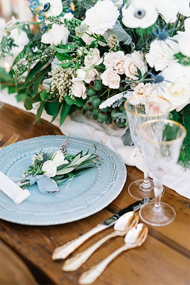 Place setting 9